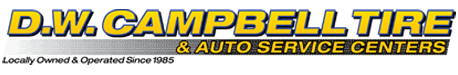 D.W. Campbell Tire & Service