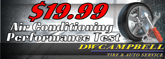 $19.99 Air Conditioning Performance Test